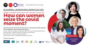 thumbnails International Women's Day #ChooseToChallenge