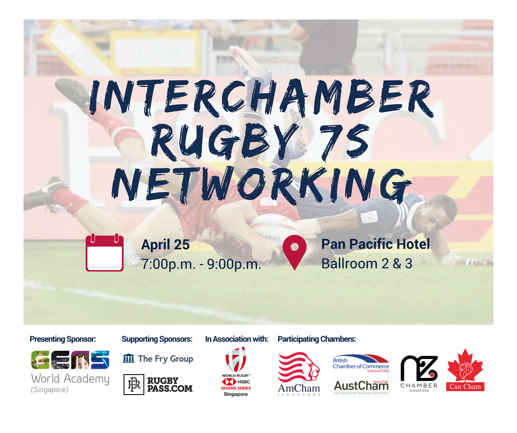 Inter-Chamber Sevens & ANZAC Night