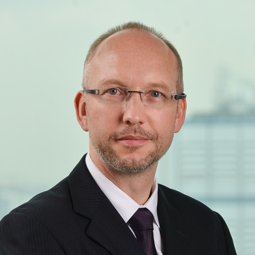 James Lowrey (Director, ANZ Singapore)